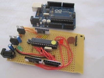 How to make your own Arduino board | Raspberry Pi | Scoop.it