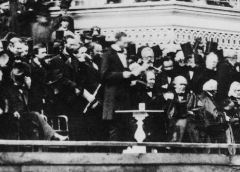 Abraham Lincoln's Second Inaugural Address | EDCI-5080 Annotated Bibliography: The Civil War | Scoop.it
