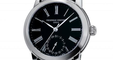Frederique Constant - Un petit prix au pays des calibres manufacture | Passion News Frédérique Constant | Scoop.it