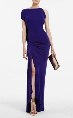 Fran Purple Asymmetric BCBG Cutout Evening Gown [BCBG Cutout Evening Gown] - $190.00 : Cheap Herve Leger Bandage Dresses, 60% off Herve Leger Clothing Online | cheap herve leger | Scoop.it