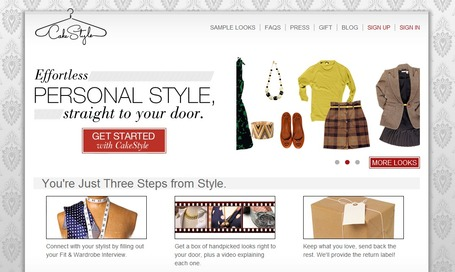 CakeStyle Is New Service That Delivers Stylist-Curated Clothing Of Women's Fashion | The world | Scoop.it