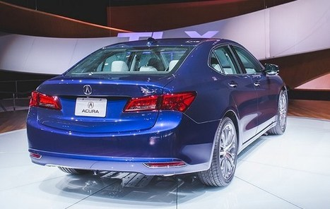 2015 Acura tlx Review   Reviews Cars   Scoop.it