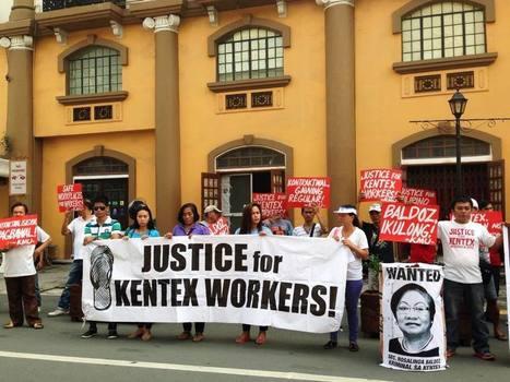 3 months after Kentex fire| Survivors decry Aquino's inaction « Bulatlat | Occupational and Environment Health | Scoop.it