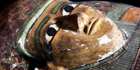 3600-Year-Old Egyptian Mummy Unearthed By Spanish Archeologists (PHOTOS) - Huffington Post | Ancient History | Scoop.it