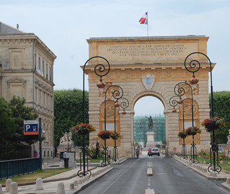 Sightseeing in Montpellier France | European Travel and Tourism | Scoop.it