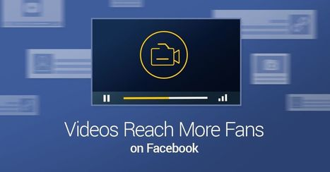 Native Facebook Videos Get More Reach Than Any Other Type of Post | Social Media Trends & News | Scoop.it