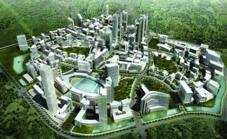 Iskandar Malaysia to be a Model Sustainable and Socially Equitable City of the Future | BloomDesk | Scoop.it