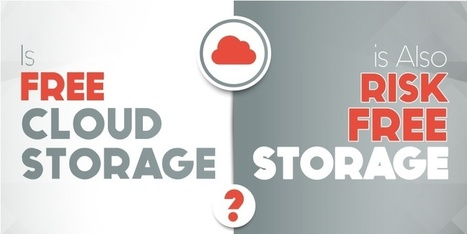 Is Free Cloud Storage Also Risk-Free Storage? | Future of Cloud Computing and IoT | Scoop.it