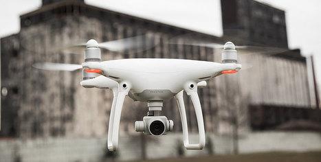 Uso de Drones vai passar a ter regras apertadas | Heron | Scoop.it