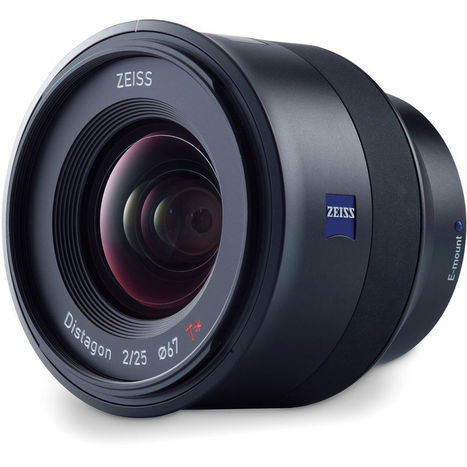 New Zeiss Batis Lenses with AF for Full Frame E-Mount - Affordable? | Sony News, Rumors and Killer Photography Gear Deals!! | Scoop.it