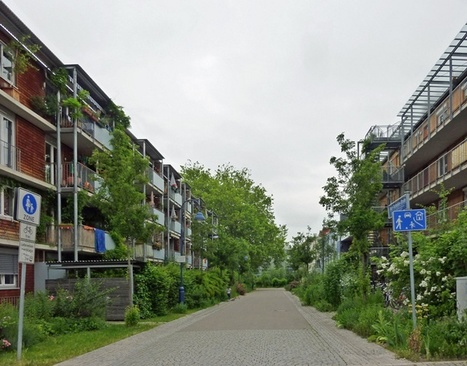 Cutting Car Use at the Neighborhood Level | green streets | Scoop.it