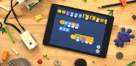 Scratch and Google Introduce Scratch Blocks | I'm Bringing Techy Back | Scoop.it