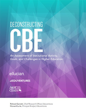 CBE Maturity | Ellucian | e-learning-ukr | Scoop.it