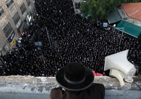 Les juifs orthodoxes devraient entrer en masse à la Knesset | Reuters | Autres Vérités | Scoop.it