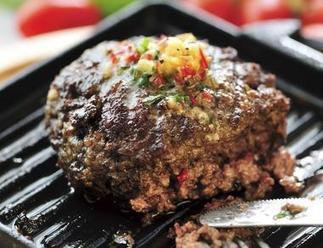 Le burger riche en fibres et en goût   Sécurité sanitaire des aliments   Scoop.it