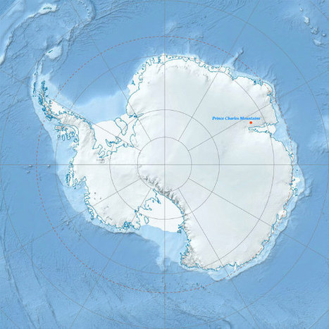 Kimberlite: Diamond-Bearing Rock Discovered in Antarctica | Geology | Sci-News.com | Physical Earth | Scoop.it