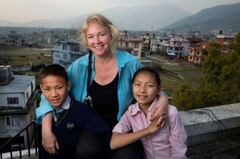 Banker Saves 20,000 From Nepal to Uganda With Her Profits | Supporting women in business | Scoop.it