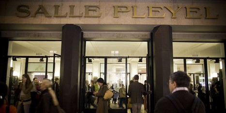 Salle Pleyel | Heart is a Lock, Music is the Key | Scoop.it