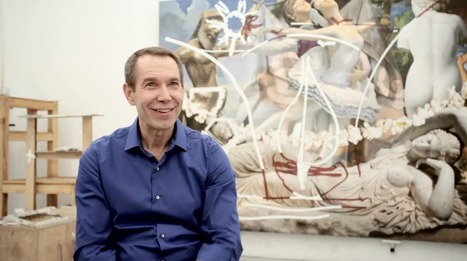 Jeff Koons' Philosophy of Perfection | AOD - art opinion democracy | Scoop.it