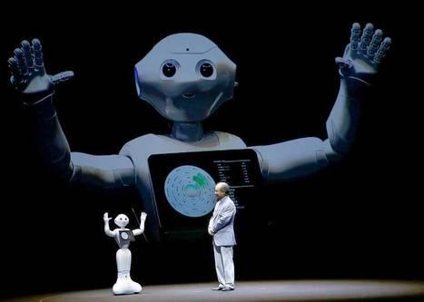 "Sale a la calle Pepper, el primer robot ""con corazón"" y emociones humanas | Gestão do Conhecimento e Aprendizagem - Knowledge management and learning (KM) | Scoop.it"