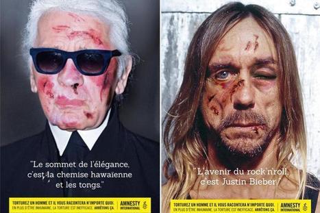 ONG: 15 campagnes chocs qui ont marqué les esprits | Relations publiques online | Scoop.it