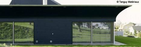 Le bardage métallique présent sur les habitats individuels – ETI Construction | Conseil construction de maison | Scoop.it