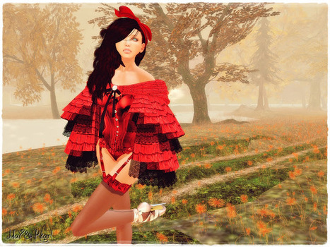 Caótica_May en SL: Cry Wolf | Second life exploring | Scoop.it