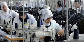 Textile : le Maroc fait mieux que la Tunisie, la Chine et la Turquie en ce début d'année | Intelligence stratégique au Maroc | Scoop.it