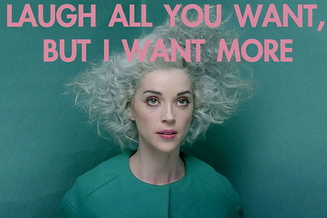 St. Vincent's Innovative New Album Revels in Mystery And Depth | Music, Theatre, and Dance | Scoop.it