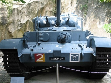 Tank A34 Comet – WalkAround   History Around the Net   Scoop.it