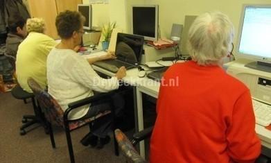 Ouderen Achter de Computer - dé Weekkrant | Samen hobbies en plezier delen | Scoop.it