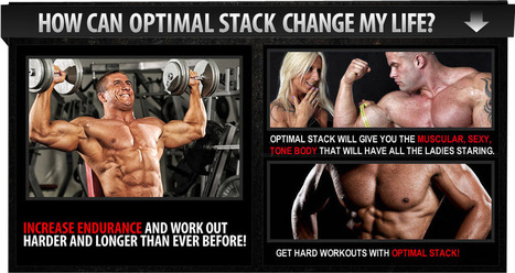 Optimal Stack Muscle Building Supplement Review – Does it Really Work | Build Stronger Muscles and Look Masculine! | Scoop.it
