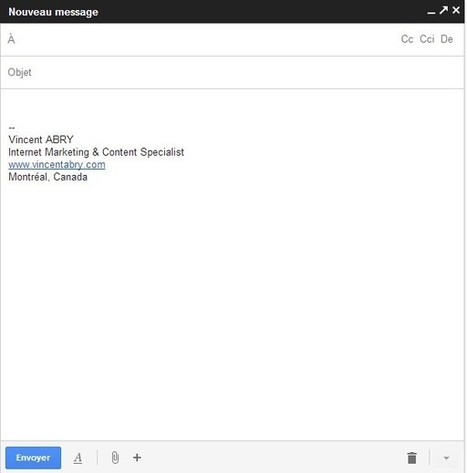 Voici le nouveau Gmail, avec des popups pour écrire les messages [Testé] | Geeks | Scoop.it