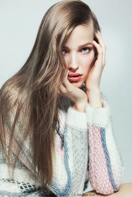 [freshly on board] Alisa Ahmann @ Elite Model Management in Milan ('development' division) | CHICS & FASHION | Scoop.it