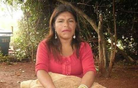 Brésil : désespoir des Guarani suite au meurtre d'une de leur leader | Shabba's news | Scoop.it