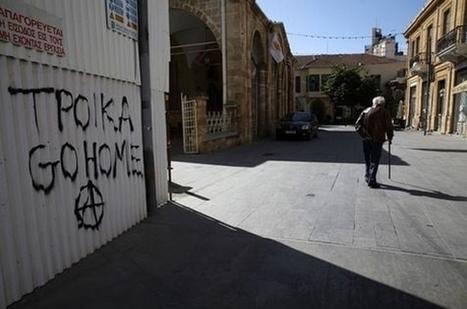 Les Européens ont cassé le modèle économique chypriote | Union Européenne, une construction dans la tourmente | Scoop.it