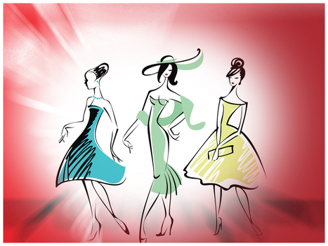 Beauty Powerpoint, Fashion PowerPoint, Fashion & Beauty PPT Templates | PowerPoint Templates for Presentation | Scoop.it