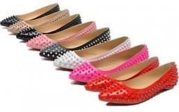 Christian Louboutin Spikes Pigalle Ballet Flats 8 Collections - Chanel Bags /Christian Louboutin Shoes : Candy Colorful Bags, Chanel Bags ,Chanel Handbag | christian louboutin pumps fashion | Scoop.it