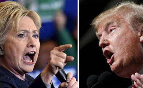 – El Colmo !!!!   Lider de ISIS pide a los musulmanes estadounidenses que voten por Hillary !NORMAL, es la que los financia! | La R-Evolución de ARMAK | Scoop.it