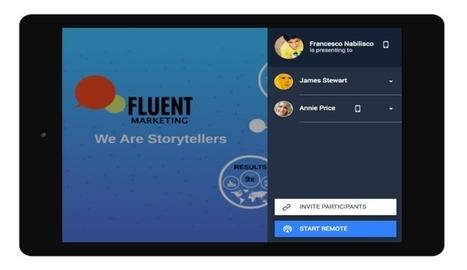 Prezi finalmente lanza su aplicación para los usuarios de Android - Nerdilandia   apps educativas android   Scoop.it