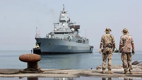 UE prolonga misión contra piratería en Somalia | El Mundo | DW.COM | 28.11.2016 | Seguridad marítima | Scoop.it
