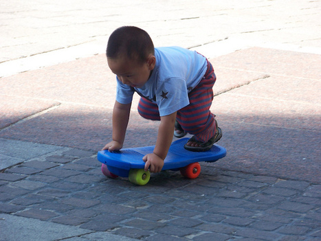 Outdoor Exercise is more Beneficial than Indoor for Children: Study | Nature Deficit Disorder | Scoop.it