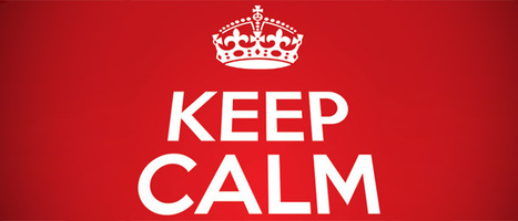 "La storia di ""Keep Calm and Carry On"" 
