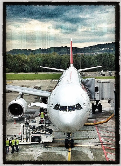 Always The Stage Manager Never The Stage: Swiss Air Hates Me (and other tough life lessons)   Travel   Scoop.it