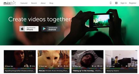 @MixBitApp - Create videos together! | Emerging Digital Workflows [ @zbutcher ] | Scoop.it