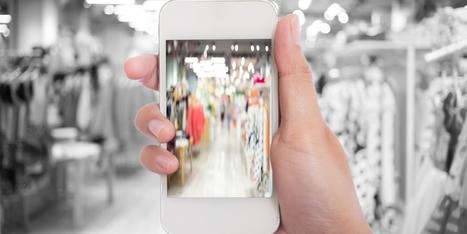 Vers un shopping ubiquitaire avec le cross mobility shopping | Data-Management | Scoop.it