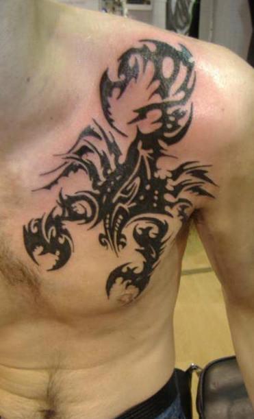 Tattoo 3d for Black gold tattoo