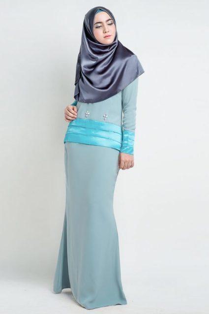 Baju Kurung Moden Fish Tail - Labuh di Punggung | Kuala Lumpur Tourism Related Info & News | Scoop.it