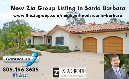 New Zia Group Listing in Santa Barbara | Real Estate and Homes for Sale | Scoop.it