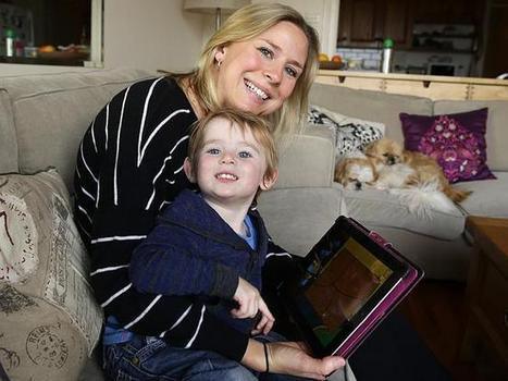 Toddler tech envy: Two-year-olds now demanding iPads from under-pressure parents   Must Read articles: Apps and eBooks for kids   Scoop.it
